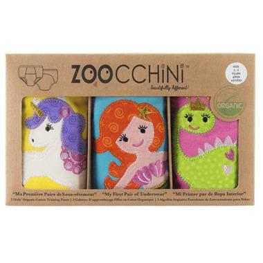 ZOOCCHINI Organic Cotton Potty Training Set Fairy Tails