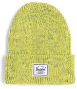 Herschel Supply Abbott Youth Beanie Reflective Lime Punch