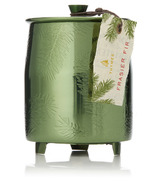 Thymes Heritage Frasier Fir Poured Candle Tin