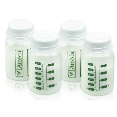 Ameda Breast Milk Storage Bottle