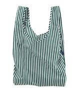 Baggu Standard Baggu Hunter Green Stripe