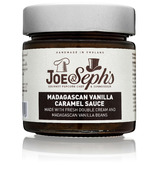 Joe & Seph's Madagascan Vanilla Caramel Sauce