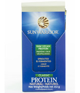 Sun Warrior Classic Protein Single Serve Packs Natural