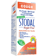 Boiron Stodal Sugar Free For Adults