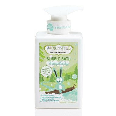 Jack N\' Jill Simplicity Bubble Bath