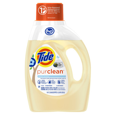 Tide PurClean HE Liquid Laundry Detergent
