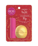 EOS Cherry & Bright Stick & Champagne Pop Sphere
