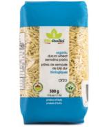 Bioitalia Organic Durum Wheat Semolina Pasta Orzo