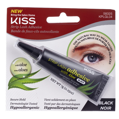 Kiss Strip Lash Adhesive with Aloe