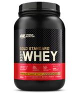 Optimum Nutrition Gold Standard 100% Whey Chocolate Peanut Butter