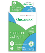 Organika Enhanced Collagen Protein Powder Sticks