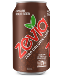 Zevia Ginger Root Beer