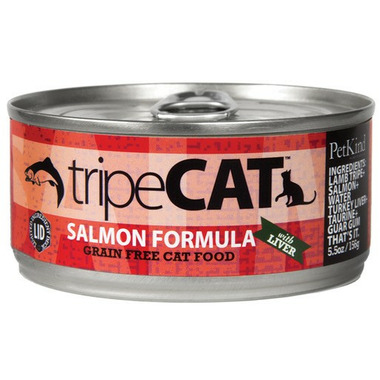 PetKind tripeCAT Salmon Canned Cat Food