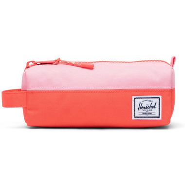 Herschel Supply Settlement Case Hot Coral & Flamingo Pink