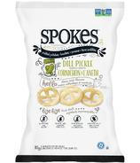 Spokes Snacks Dill Pickle