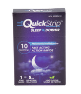 QuickStrip Melatonin 10 Strip Pack
