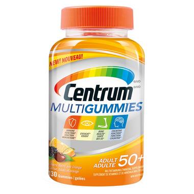 Centrum MultiGummies for Adults 50+
