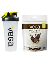 Vega Chocolate Protein Smoothie + Cup Bundle