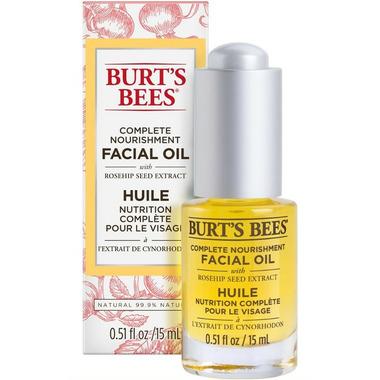 Burt\'s Bees Complete Nourishment Facial Oil