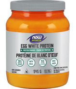 NOW Foods Egg White Protein Powder