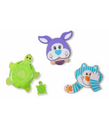 Melissa & Doug Favourite Pets Grasping Toys