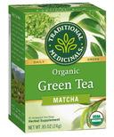 Traditional Medicinals Green Tea Matcha