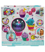 Canal Toys So Soap Cupcake DIY Kit 3 Pack Octopus