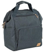 Lassig Glam Goldie Diaper Backpack Anthracite