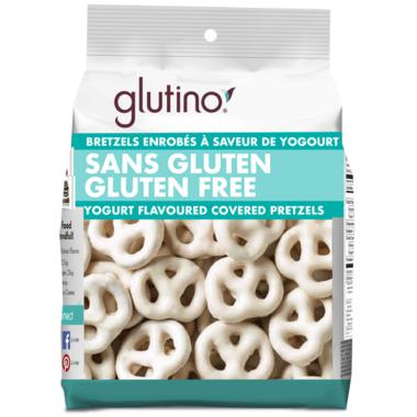Glutino Gluten Free Yogurt Covered Pretzels