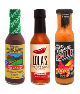 Hot Sauce Lovers Bundle