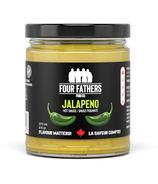 Four Fathers Food Co. Sauce piquante au jalapeno