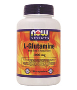 NOW Sports L-Glutamine 1000 mg