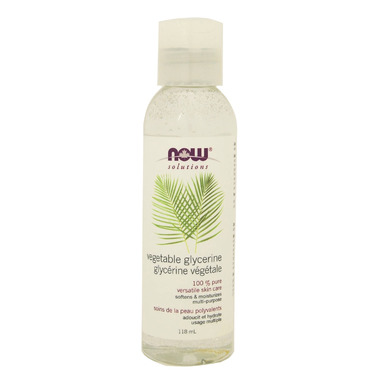 NOW Solutions 100% Pure Vegetable Glycerine