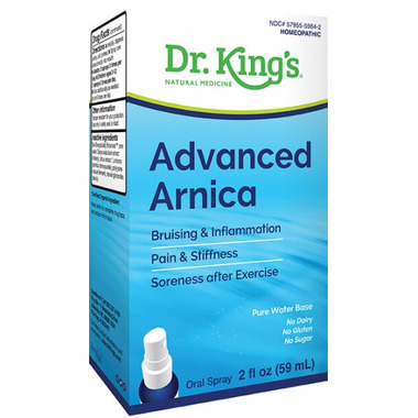 Dr. King\'s Advanced Arnica Spray