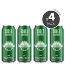 Sober Carpenter Non-Alcoholic Craft Beer IPA Bundle