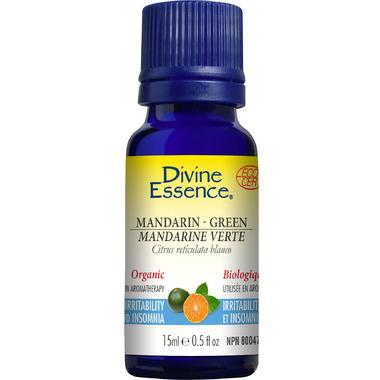 Divine Essence Organic Mandarin-Green