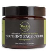 Rocky Mountain Soap Co. Men's Soothing Face Cream