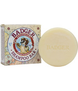 Badger Shampoo Bar