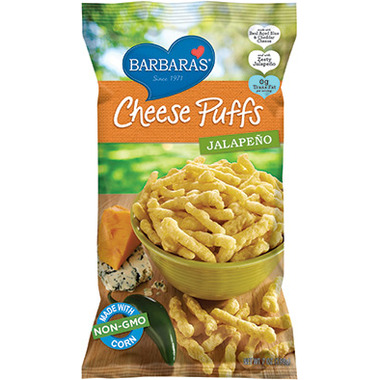 Barbara\'s Jalapeno Cheez Puffs