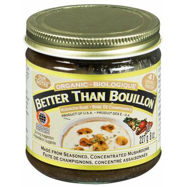 Better than Bouillon Organic Mushroom
