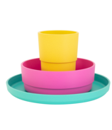 bobo&boo Tropical Plant Based Dinnerware Set