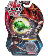 Bakugan Trox Collectible Action Figure and Trading Card