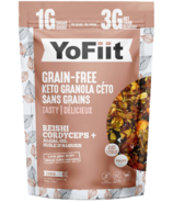 Yofiit Low Carb Granola With Adaptogens Choco