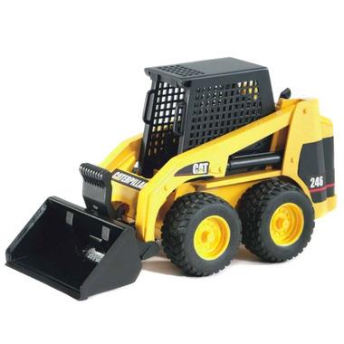 Bruder Toys Cat Skid Steer Loader