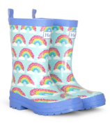 Hatley Magical Rainbows Shiny Rain Boots