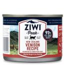 ZIWI Peak Canned Cat Food Venison Recipe