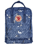 Fjallraven Kanken Art Blue Fable