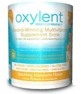 Oxylent Sparkling Mandarin Canister Powder