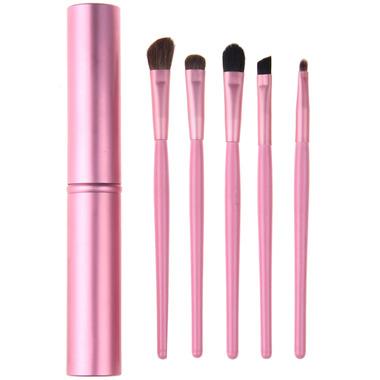 Zoe Ayla Professional Eyeshadow Brush Set Pink