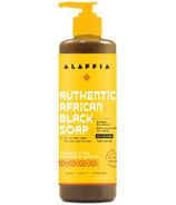 Alaffia Authentic African Tangerine Citrus Black Soap